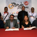 Partnership for Ronda Pilipinas 2016