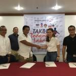 Partnership for Takbo ng Todong Lakas