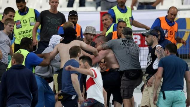 uefa riot