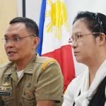 Nakatakdang arraignment ni Lt. Col. Marcelino sinuspinde ng MRTC