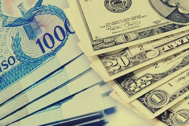 peso-dollar