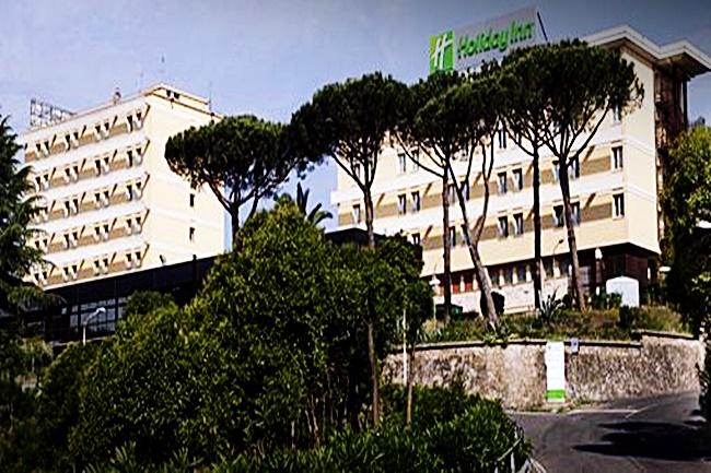 HOLIDAY INN ROME ITALY
