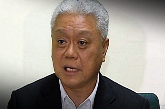 NBI Spokesman Ferdinand Lavin