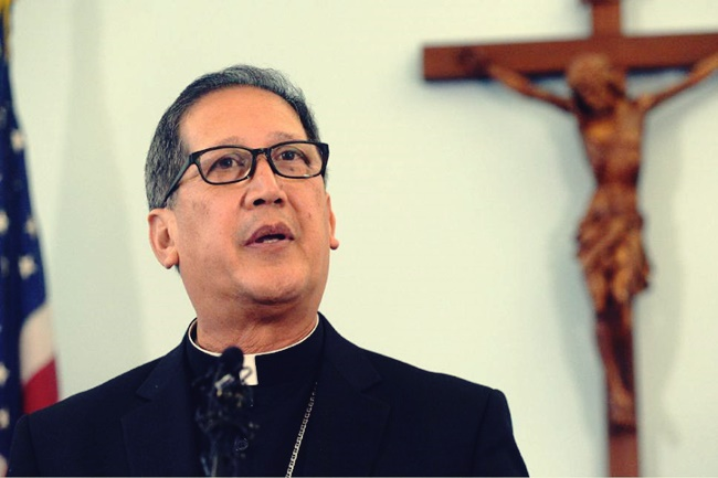 bishop solis
