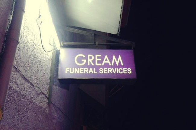gream funeral services
