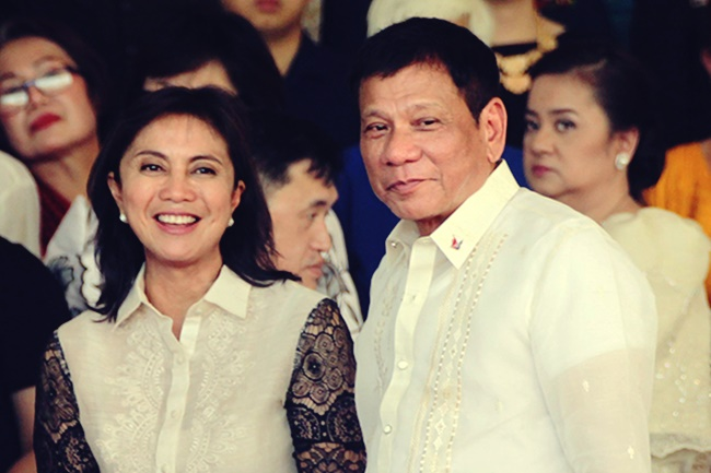 PANGULONG DUTERTE / VP LENI ROBREDO 2