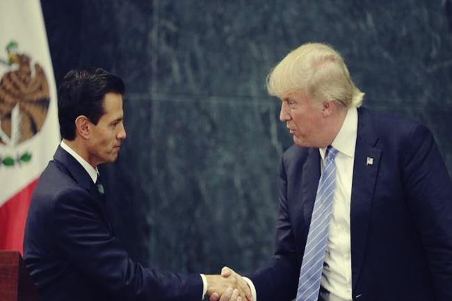 trump mexican pres