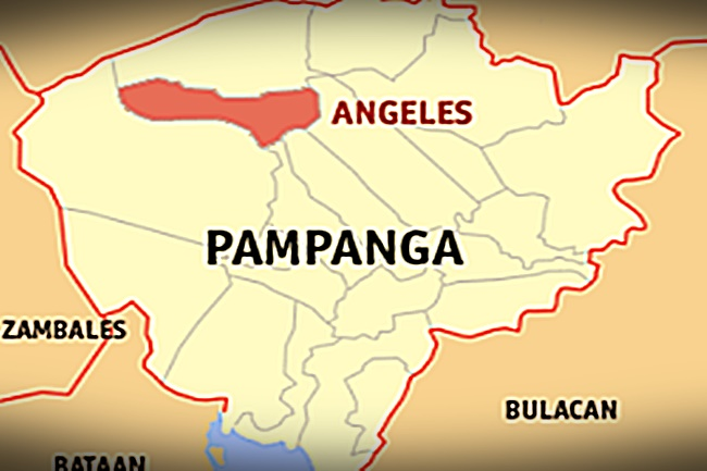 ANGELES PAMPANGA