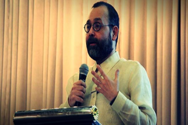 Chairperson Chito Gascon