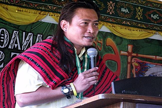 Ifugao Representative Teddy Baguilat