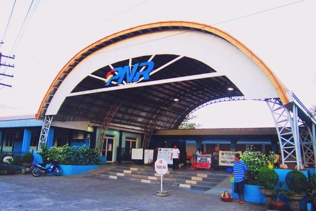PNR BICOL STATION