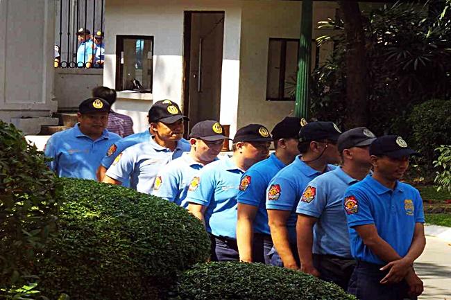 POLICE SCALAWAGS MALAKANYANG
