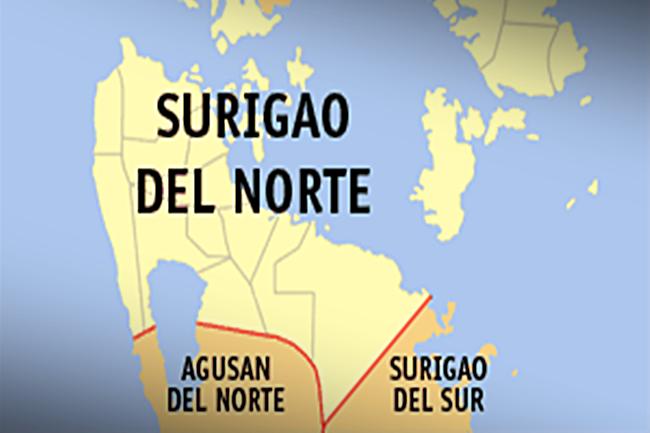 SURIGAO DEL NORTE