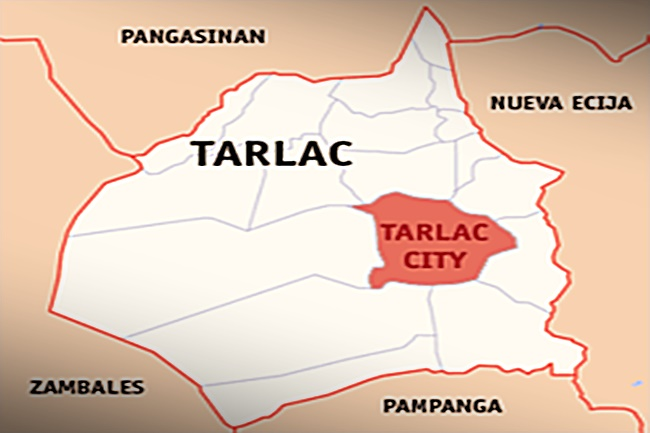 TARLAC CITY MAP
