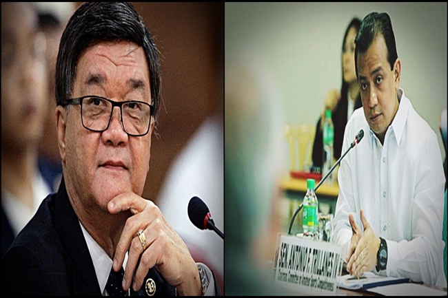 TRILLANES AND AGUIRRE