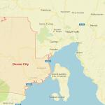 2 sugatan sa lindol sa Davao City