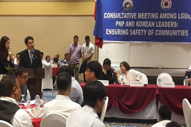 korean ambassador to ph