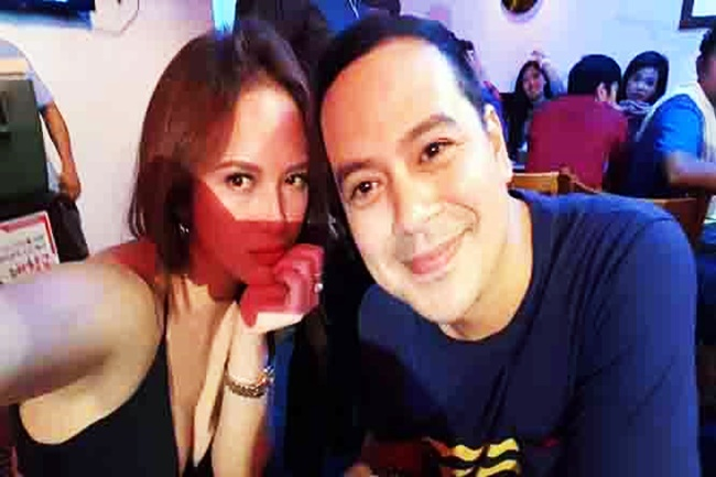 ELLEN ADARNA AND JOHN LLOYD