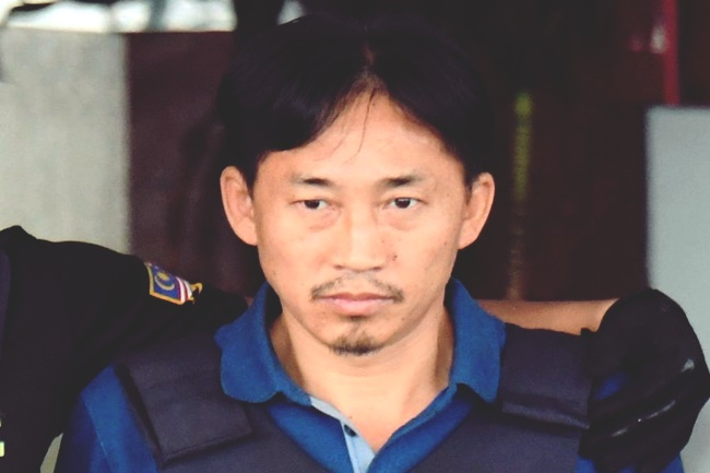 Ri Jong Chol suspek to kim jong nam