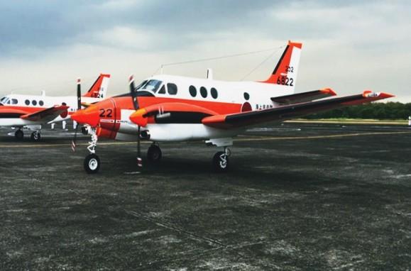 TC 90 Patrol Aircraft
