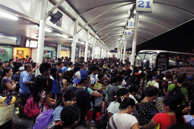araneta bus terminal