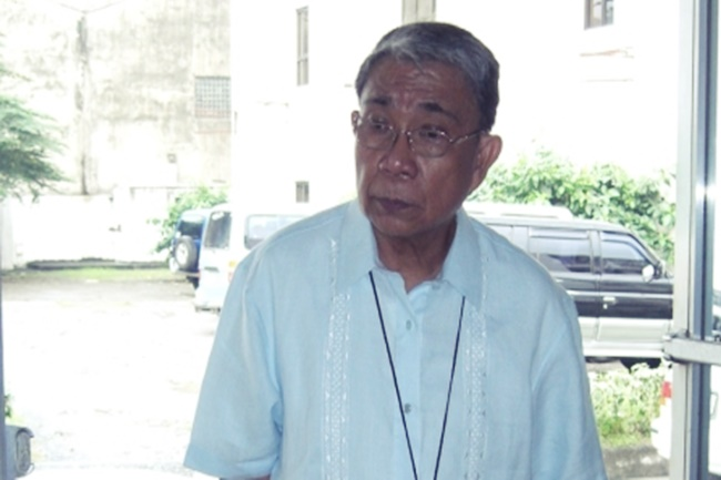 Novaliches Bishop Antonio Tobias