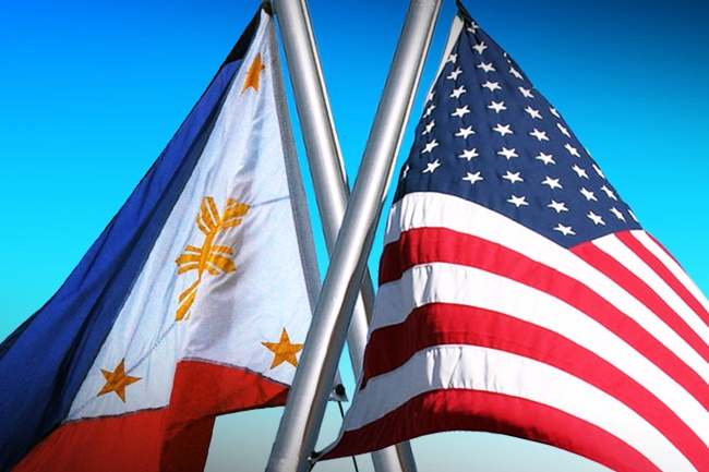 US AND PH FLAG