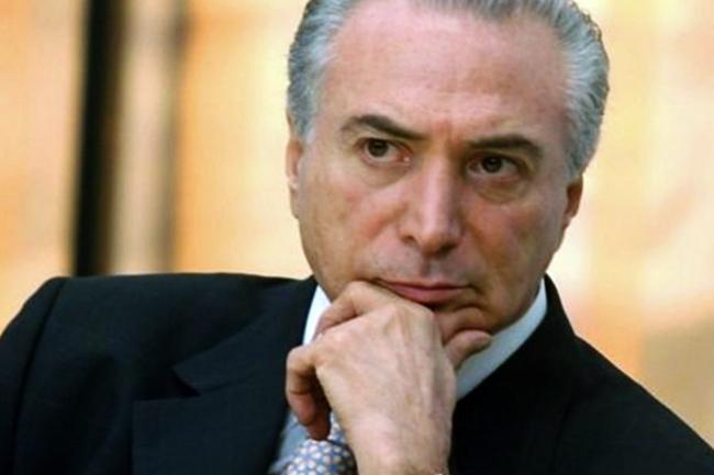 Brazilian President Michael Temer