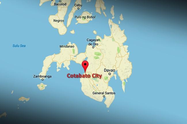 COTABATO CITY MAP