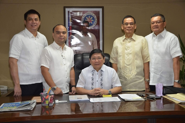 MMDA Chairman Danilo Lim AND FRIENDS by mmda