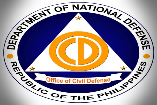 Office of Civil Defense logo