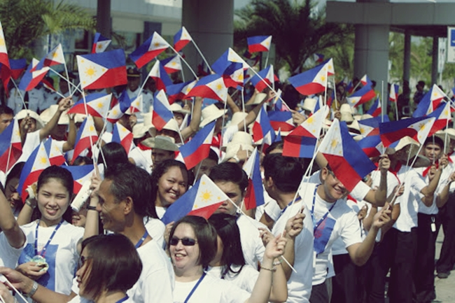 PEOPLE IN THE PHILIPPINES