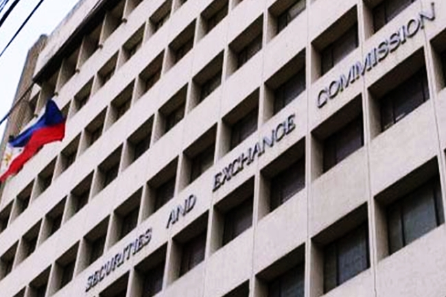 SEC o Securities and Exchange Commission