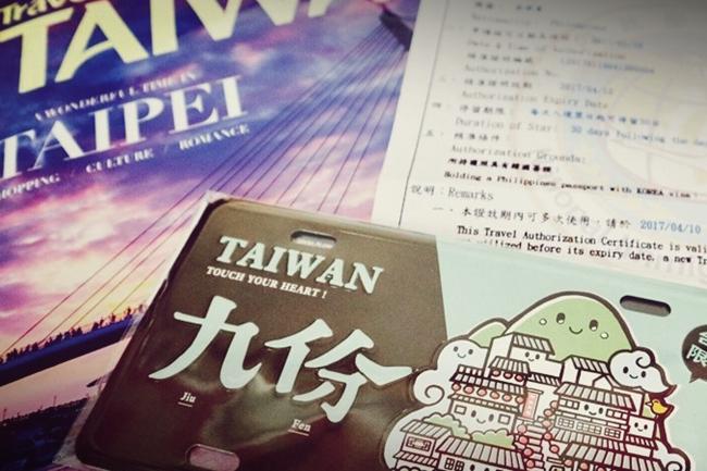 TAIWAN-VISA
