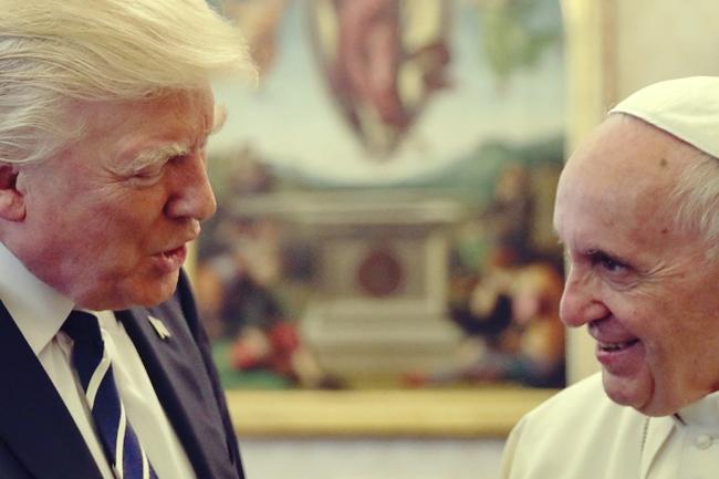 VATICAN-POPE-AUDIENCE-US-DIPLOMACY