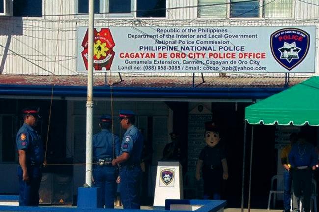CAGAYAN DE ORO POLICE OFFICE
