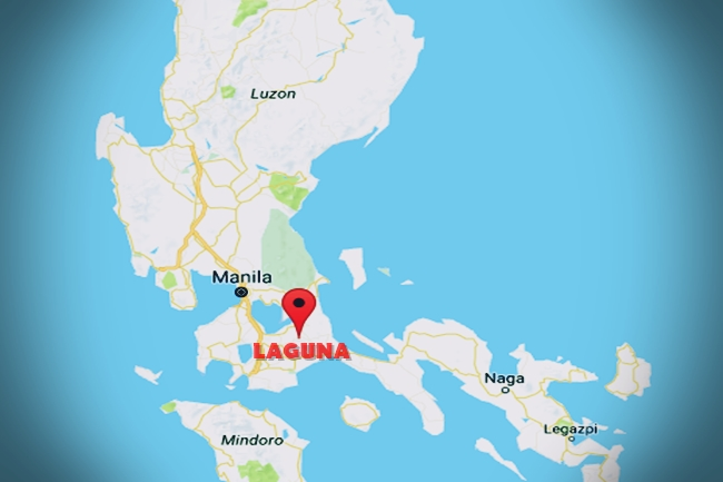 LAGUNA PH MAP