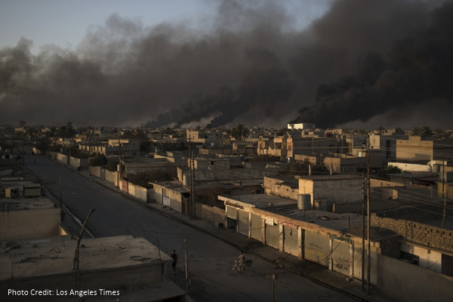 MOSUL IRAQ
