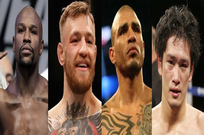 Mayweather – McGregor at Cotto – Kamegai