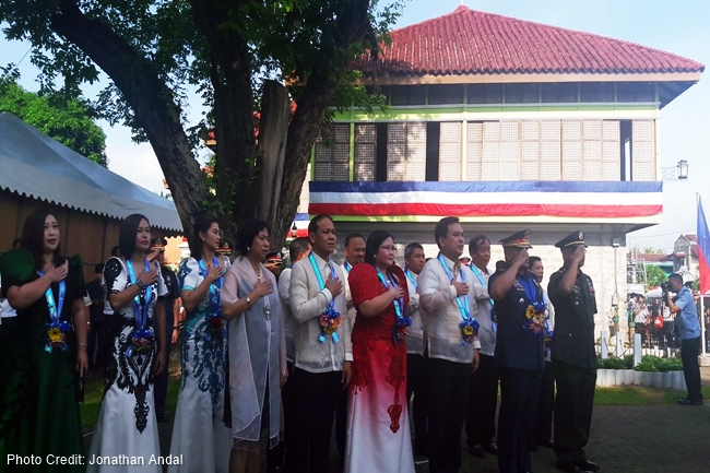 mga bahagi ng research paper sa filipino