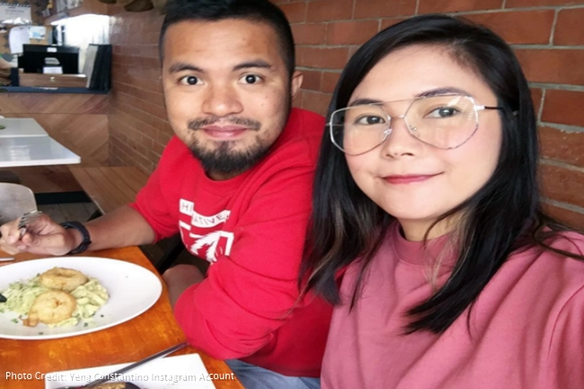 YENG AND HUBBY