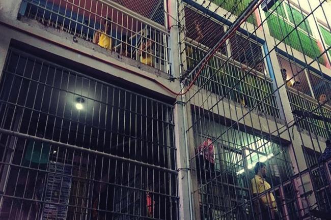 camp bagong diwa jail