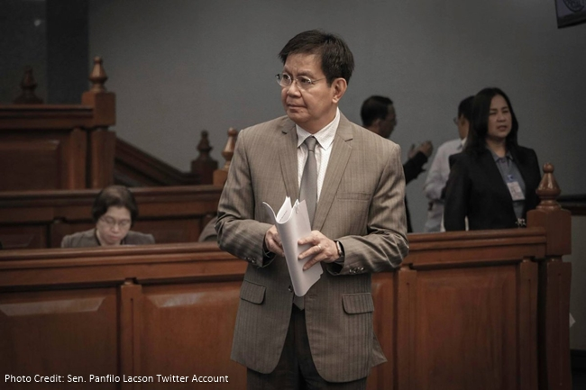 ping lacson twitter