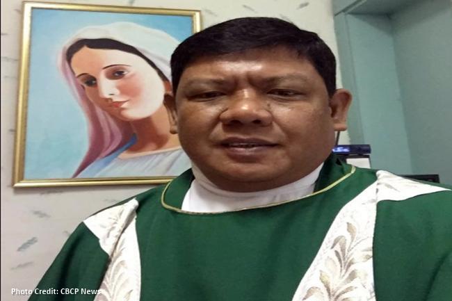 Father Mel Rey Uy