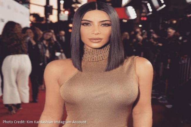 kim kardashian account