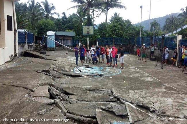 Halaga ng pinsala sa Leyte dulot ng magnitude 6.5 na lindol pumalos na sa P220-M