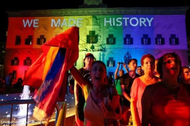 LGBT community in malta