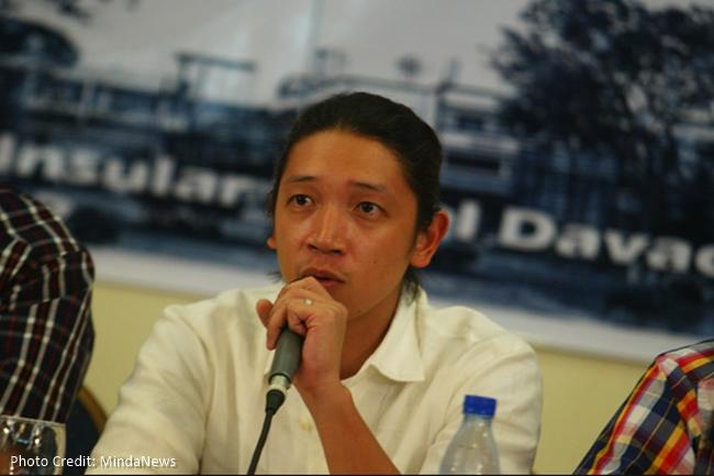 Lanao del Norte Representative Khalid Mohamad Dimaporo