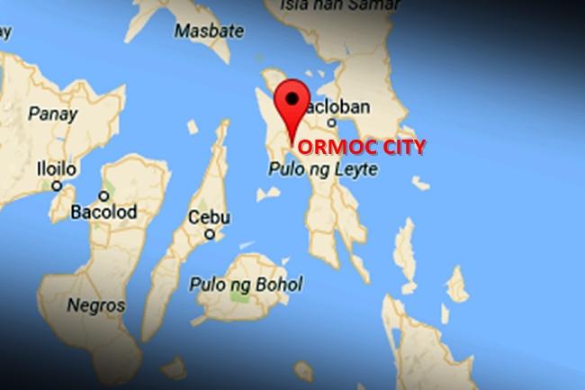 ORMOC CITY MAP
