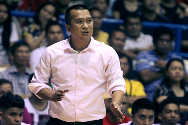 Star Head Coach Chito Victolero